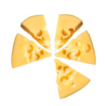Appetizing cheese