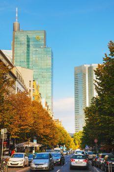 Frankfurt am Main street