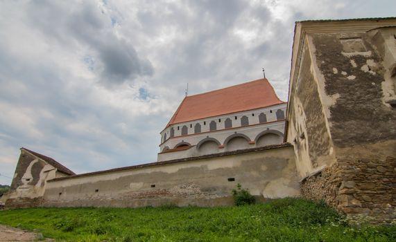 Nicholas Church Klosdorf Romania