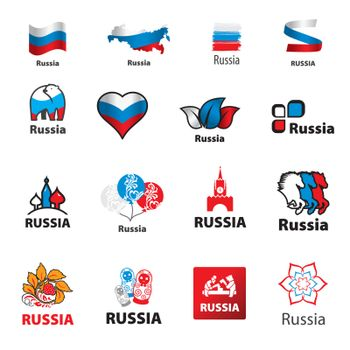 biggest collection of vector logos Russia
