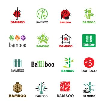biggest collection of vector logos bamboo