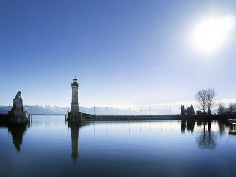 port Lindau backlight