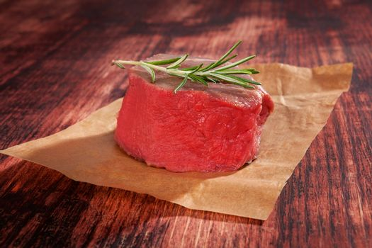 Sirloin steak.