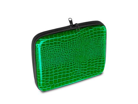 green expensive case
