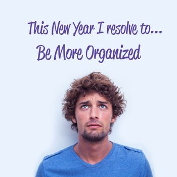 in this new year I resolve to against anxious student