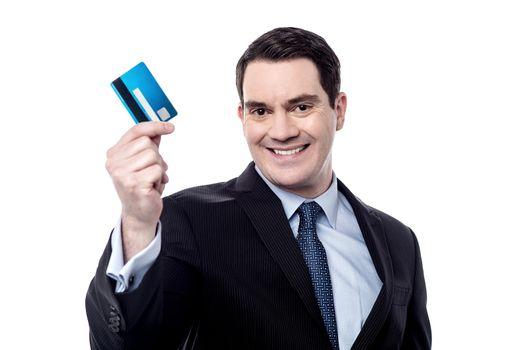 My new cash card !