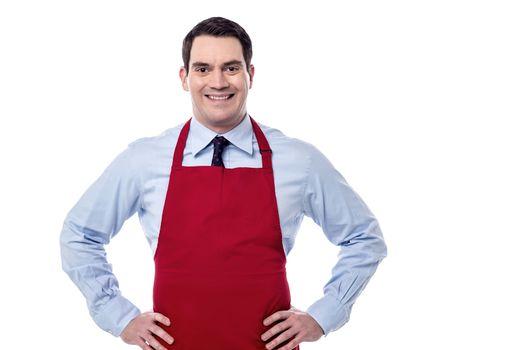 I am the restaurant manager.