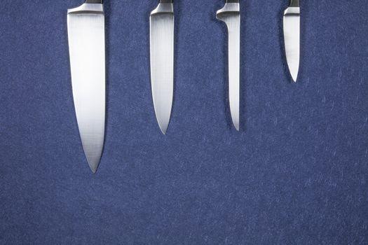 knife silver blades
