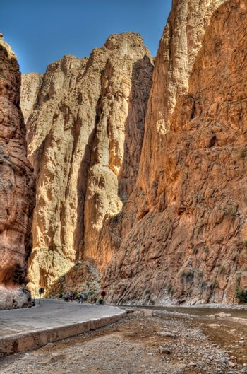 Dades Gorge (Valley) in Morocco