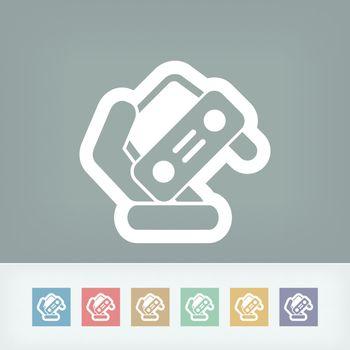 Automotive symbol
