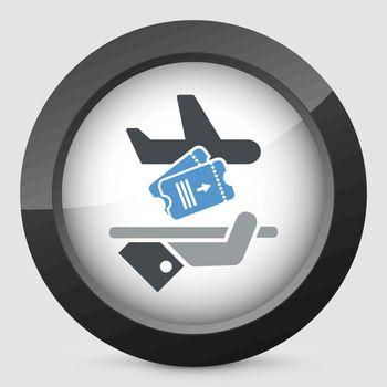 Airfare icon