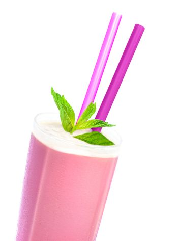 Tasty milkshake