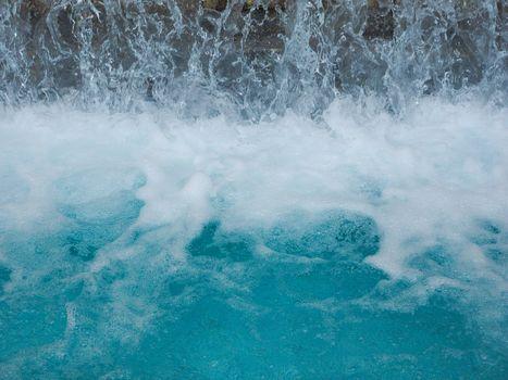 Waterfall cascade