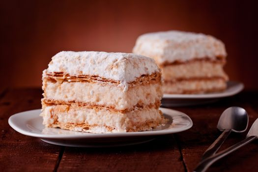 Millefeuille Cakes