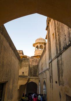 Amber Fort, Landmark of Jaipur, Rajasthan