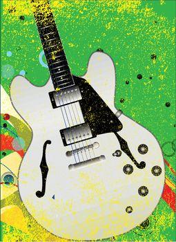 Rock Venue Poster
