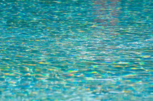 Swimmimg Pool Turquoise Water