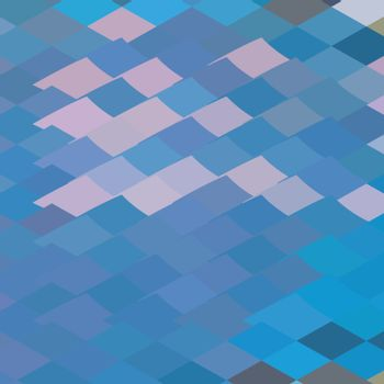 Tent Abstract Low Polygon Background