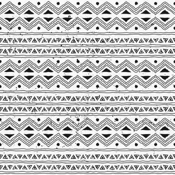 Seamless Tribal Background