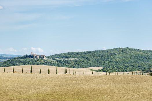 Beautiful landscape Tuscany