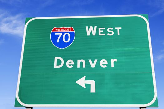 Directions to Denver