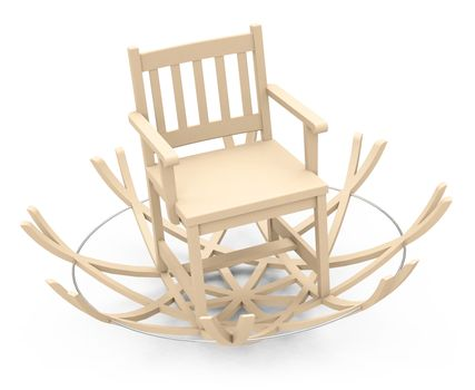 special rocking chair
