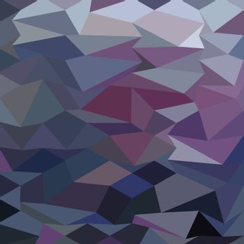 Low polygon style illustration of a purple abstract background.