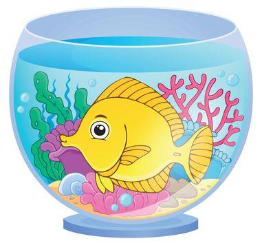 Aquarium theme image 2