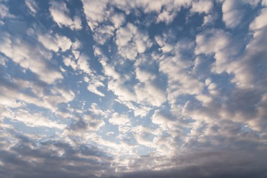 cloud over the sky