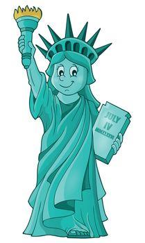 Statue of Liberty theme image 1