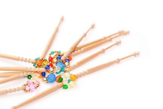 beads and bobbins