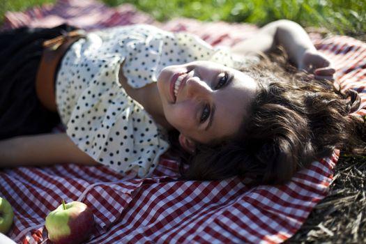 Picnic, summer free time spending