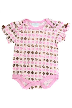 pink bodysuit for baby girl