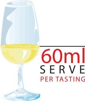 White Wine Tasting - 60ml Serve