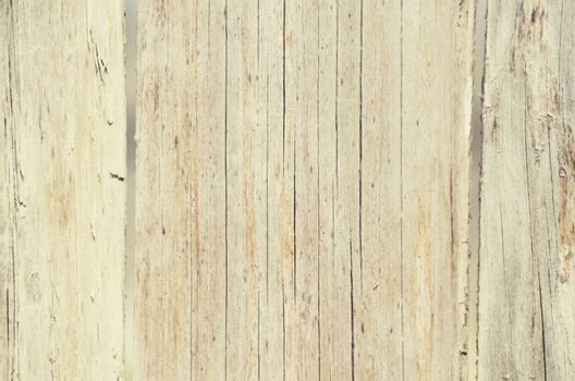 Photo of Natural Beige Wooden Background