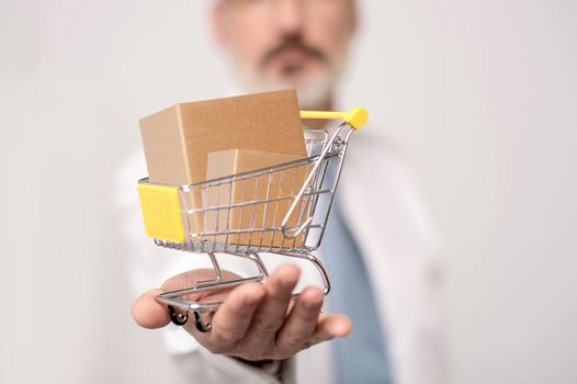 Make your purchases online