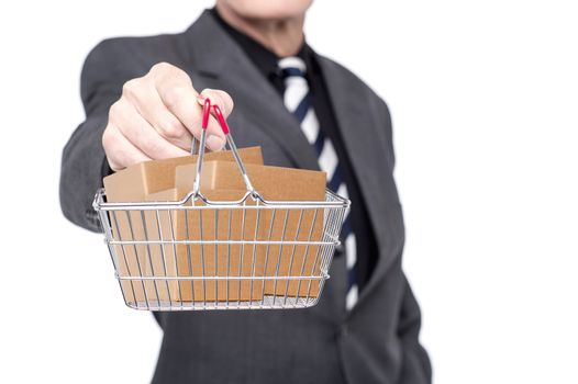 Take your business to e-commerce level