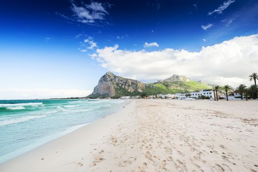 beach at Sicily