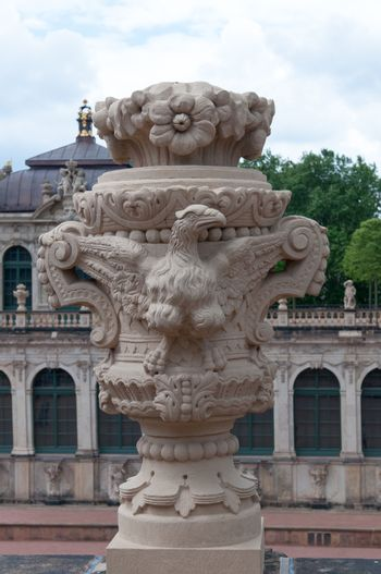 The Sanssouci Palace (German: Schloss Sanssouci) is the former summer palace of Frederick the Great.