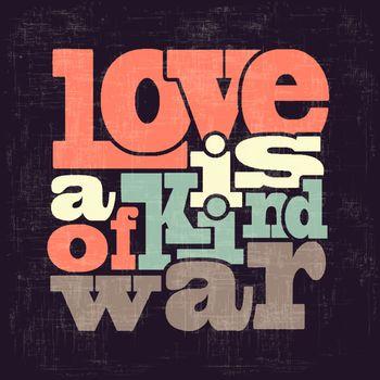 Quote Typographical retro Background