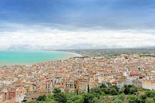 Castellamare del Golfo in Sicily