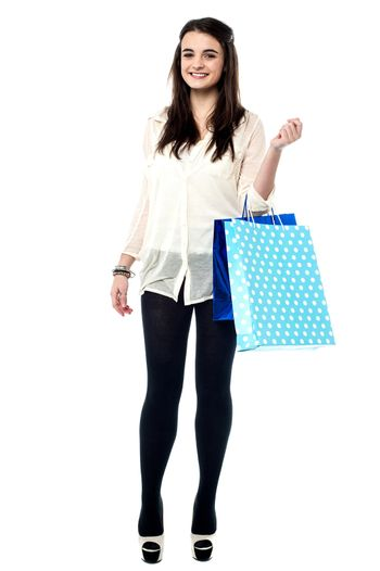 Are you ready for shopping?