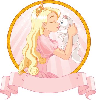 Princess and Cat