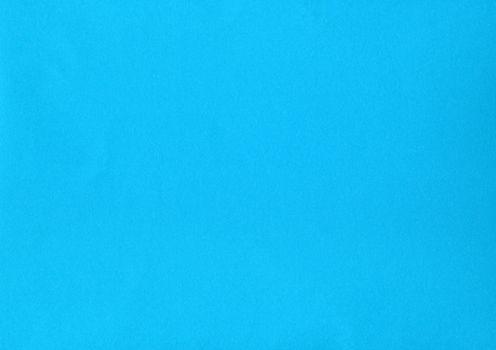 Azure color paper