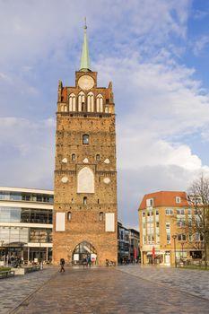 Kropeliner gate in Rostock