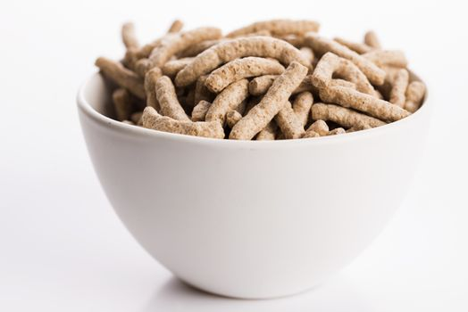 dietary fiber in bowl