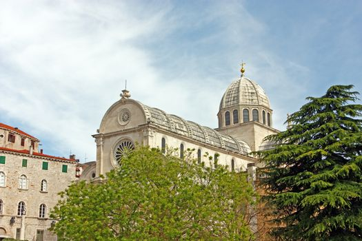 Cathedral in Sibenik