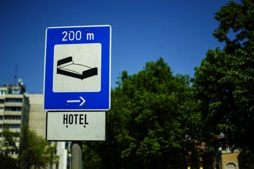 Hotel 200 metres