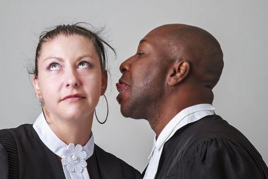 Lawyer lick