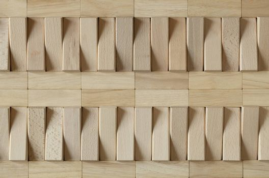 pattern arranged from blocks as background